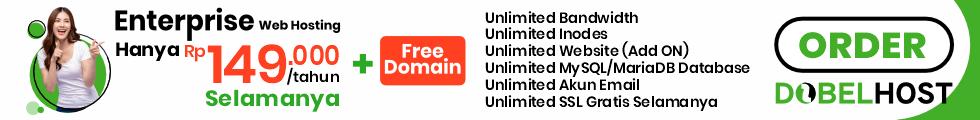 Hosting Unlimited & Terjangkau
